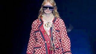Akulturasi Budaya dalam Peragaan Busana Gucci