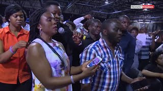 For 5 Years The Sister  Had Mental Illness , Watch Her Deliverance ~ Prophet Shepherd Bushiri