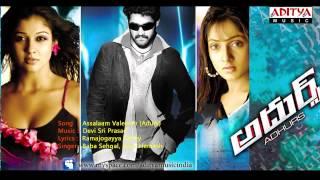 Adhurs Telugu Movie | Assalaam Valekum Full Song - YouTube