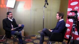 Sam Huntington Interview - Monadnock International Film Festival