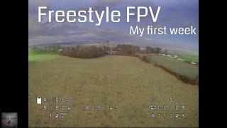 High speed FPV freestyle w/ Nazgul5 6S