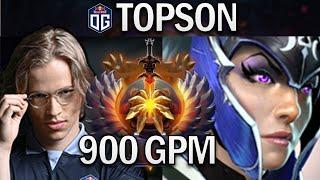OG.TOPSON LUNA WITH 900 GPM - ROAD TO TI10 DOTA 2