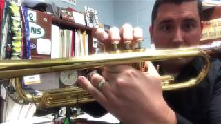 How To Do The Horse Whinny Sound On Trumpet