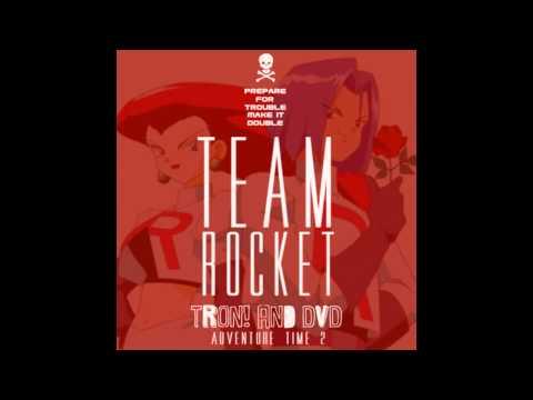 Tron! & DVD - Team Rocket