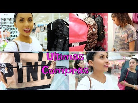 Comprando Una Mochila Para Brenda 💼 Compras de Ultimo Minuto  - Agosto 27, 17 ♡IsabelVlogs♡