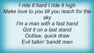 Ac Dc - Badlands Lyrics