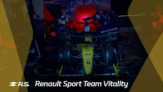 Renault Sport enters the eSports scene