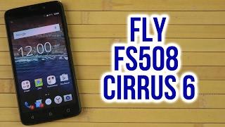 FLY CIRRUS 6  (FS508) Mobil Telefon