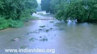 Bavali river near Kottiyur