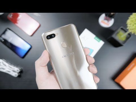 3 JUTAAN ! - Unboxing Oppo A7 Indonesia