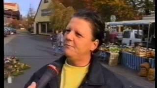 preview picture of video 'Wochenmarkt in Oyten (1999)'