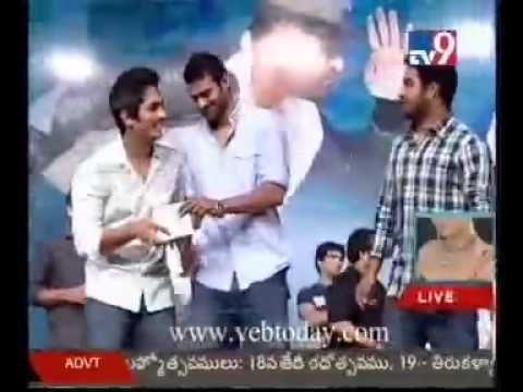 Dil Raju Speech at Brindavanam Audio Launch