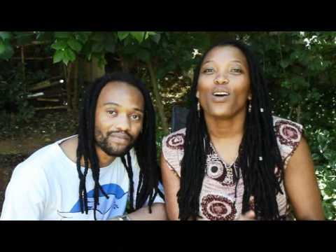 """Nkulee and Thokozani """"TK"""" Dube"""