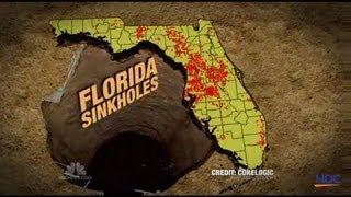 Sinkhole Alley In America | Kholo.pk