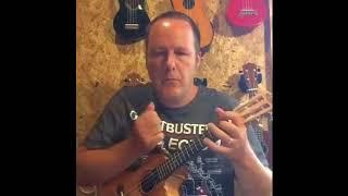New Uke Flamenco video of Sway and book update.