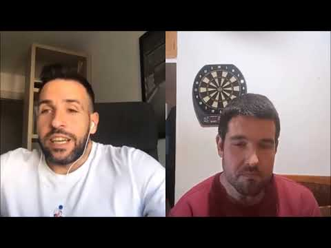 Entrevista con Raúl Jardiel, entrenador del CD Brea