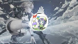 Nightcore : Summer Love ( DEAMN )