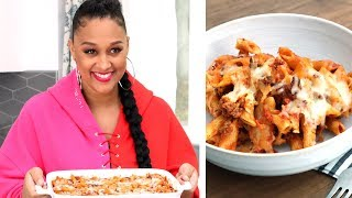 Easy Weeknight Dinner: Cheesy Pasta Bake