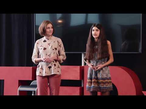 Die unglaubliche Macht und Wirkung unserer Entscheidungen   Ariane Vera & Constanza   TEDxMetzingen