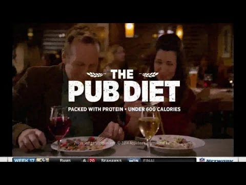 Applebee's Commercial (2015) (Television Commercial)