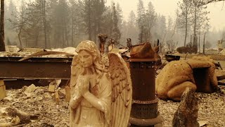 When Paradise became hell: The story of the Camp Fire in Northern California