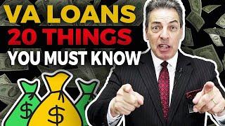 [VA Loan] Home Loans (VA Loan Requirements) Mortgage (VA loans) Home Loan | Vets) 2020 - Update