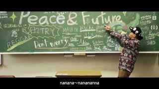 PEACE & FUTURE / VADER & Misaki Junior High School Students