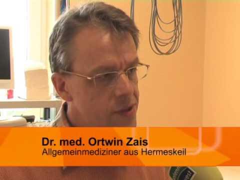 Effiziente Behandlung von Prostatitis