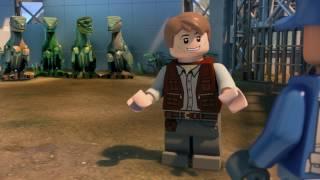 LEGO Парке юрского периода: Побег Индоминуса - Трейлер