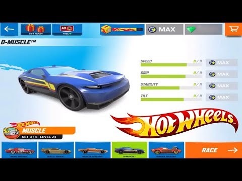 Dragon Blaster Full Upgrade Hot Wheels Race Off Android