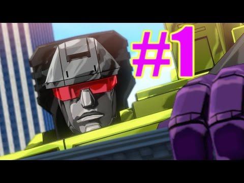 Gameplay de Transformers: Devastation