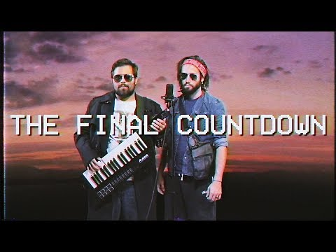 The Final Countdown (Metal Cover)