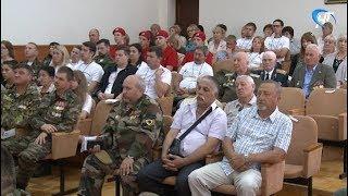 На слет поисковиков городов воинской славы в Великом Новгороде приехали представители 15 отрядов