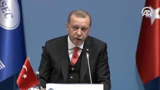 Cumhurbaşkanı Erdoğan KEİ'de haddini aşan Ermenistan temsilcisine tepki gösterdi