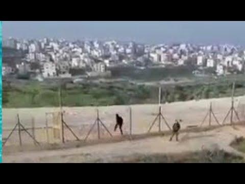 בושה: מסתננים חודרים לישראל מול הצבא • צפו