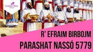 Parashá Nassó