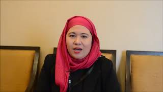 Dr. Johara Alangca Azis at L3 Conference 2014 by GSTF Singapore