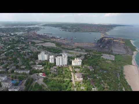 г.Черноморск Одесской области побережье
