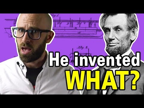 Lincoln's Patent Mp3