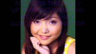 nobody's singing to me by charice with lyrics