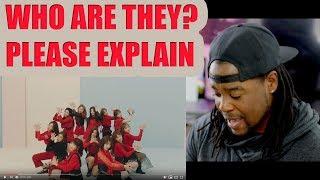 IZ*ONE (아이즈원) - 라비앙로즈 (La Vie en Rose) MV | REACTION!!!