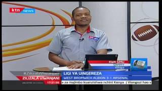 Zilizala Viwanjani: Sammy kutoka Vihiga atoa maoni kuhusu matokeo ya Ligi ya Uingereza