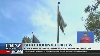 'We are sorry'  Bureti police boss apologises for shooting of Tenwek