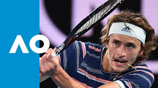 The most unbelievable shots from Australian Open 2020