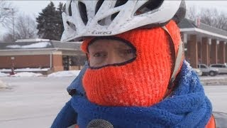 People in Milwaukee brace for bitter cold