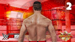 DANGER'S FIRST MOVESET!! | FPWW Fighting Road To WWE 2K19/Career Mode (Ep 2)