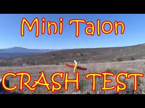 mini-talon-crash-test