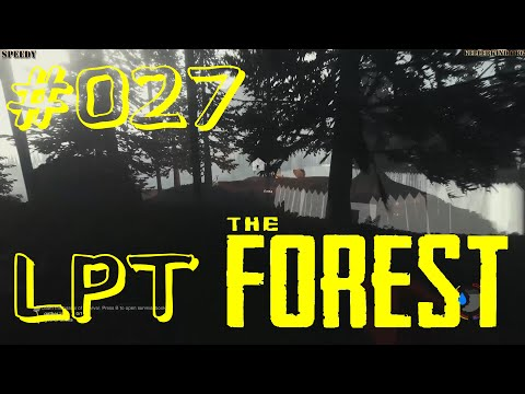 THE FOREST [HD] #027 - LPT - Wir brauchen eine Mauer ★ Let's Play Together The Forest