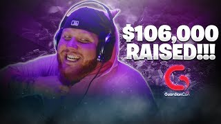 $106,000 RAISED FOR CHARITY!! | GUARDIANCON 2018 HIGHLIGHTS