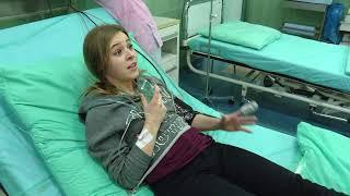 Chłopak odratowanej pacjentki rzucił się na jej mamę [Szpital ODC.752]